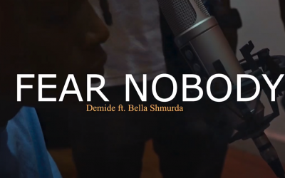 Fear nobody video is out now!